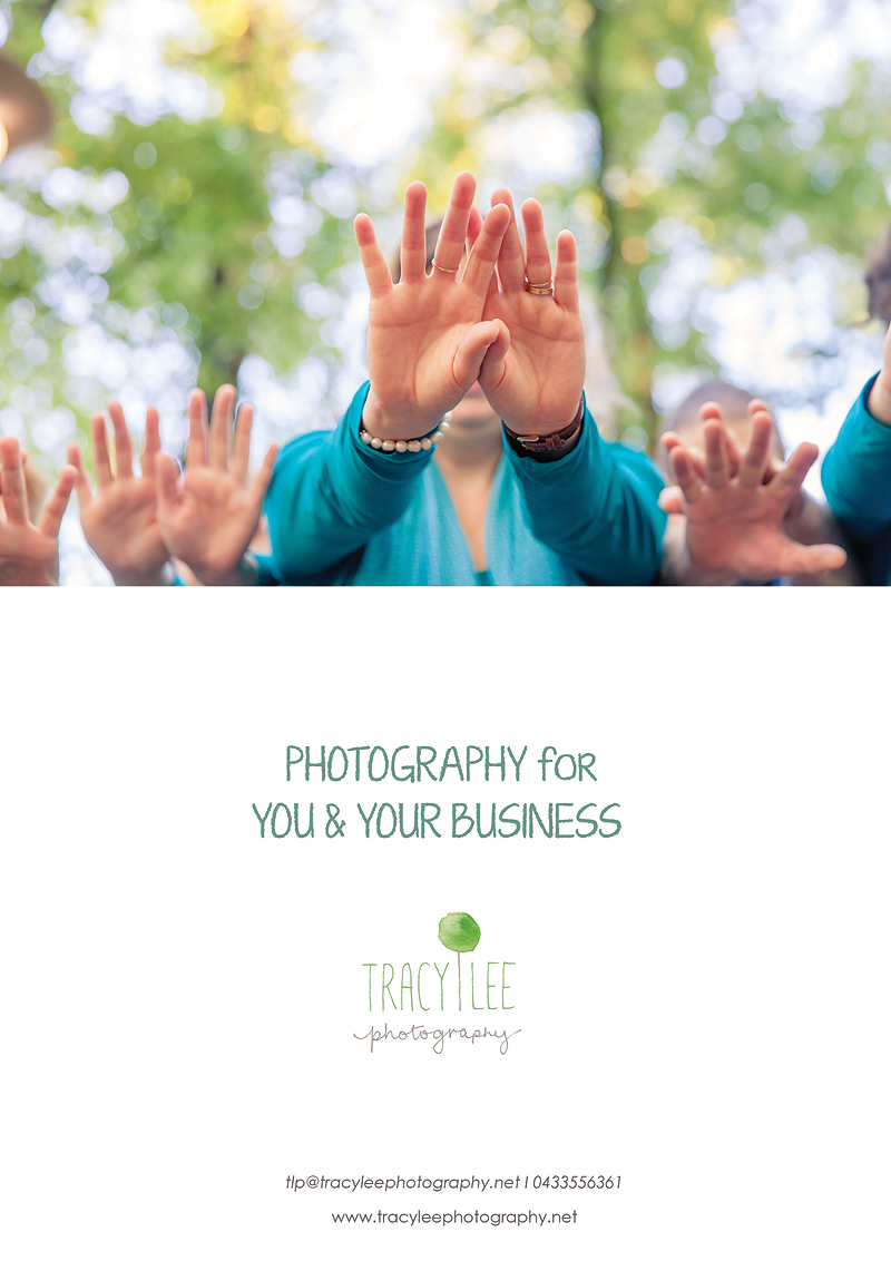 Tracy Lee Photography-You & your business