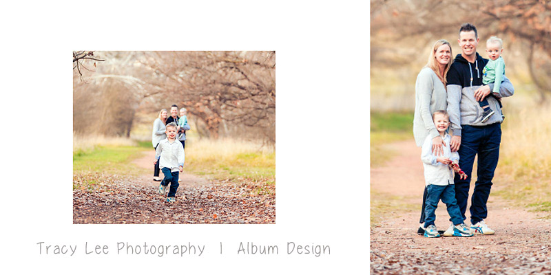 Tracy Lee Photography  I  Beautiful Family Photo albums